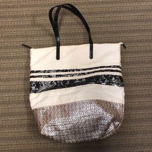 GAP Sequined Tote Bag BNWOT 🤩